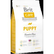Brit Care Puppy Lamb & Rice сухой корм для щенков всех пород ягненок с рисом