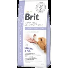 Brit VDD Grain Free Gastrointestinal беззерновая диета с сельдью и горохом при остром и хроническом гастроэнтерите у собак