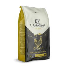 Canagan GF Free-Run Chicken Large Breed беззерновой корм для щенков и собак крупных пород (с цыплёнком)