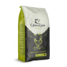 Canagan GF Free-Run Chicken Small Breed беззерновой корм с цыпленком для щенков и собак мелких пород