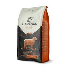 Купить Canagan GF Grass Fed Lamb for Dogs беззерновой корм для щенков и собак всех пород (с ягненком)