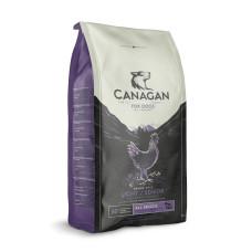Canagan GF Light/Senior беззерновой корм для пожилых и полных собак всех пород (с цыплёнком)