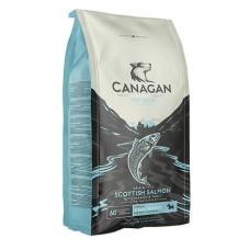 Canagan GF Scottish Salmon for Dogs беззерновой корм для щенков и собак мелких пород (лосось)