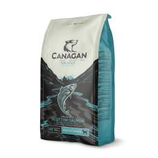 Canagan GF Scottish Salmon for Dogs беззерновой корм для щенков и собак всех пород (с лососем)