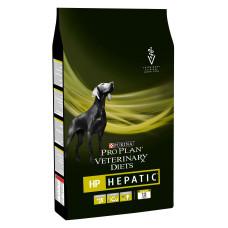Ветеринарная диета HEPATIC HP при нарушениях функций печени у взрослых собак и щенков старше 14 недель