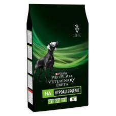 Ветеринарная диета HA HYPOALLERGENIC при пищевой аллергии и пищевой непереносимости у собак любого возраста