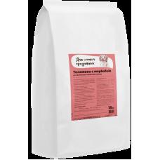 Купить Для самых преданных сухой гипоаллергенный корм с телятиной и рисом для взрослых собак всех пород
