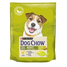 PURINA DOG CHOW Small Breed with Chicken для взрослых собак мелких пород с курицей