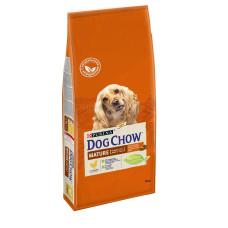 PURINA DOG CHOW Mature для собак старшего возраста (5-9 лет) с курицей