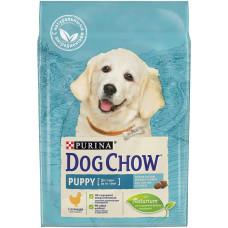 PURINA DOG CHOW Puppy для щенков (до 1 года) с курицей