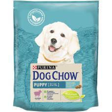 Купить PURINA DOG CHOW Puppy для щенков (до 1 года) с ягненком