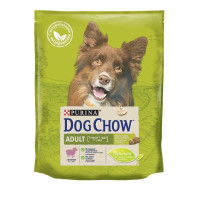 PURINA DOG CHOW Adult для взрослых собак (1-5 лет) с ягненком