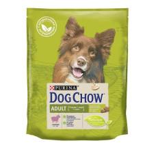 Купить PURINA DOG CHOW Adult для взрослых собак (1-5 лет) с ягненком