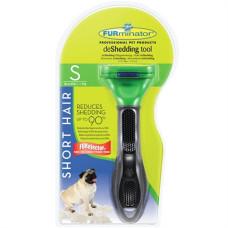Купить FURminator для собак мелких короткошерстных пород Short Hair Small Dog 4 см