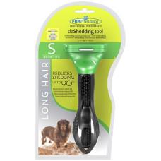 Купить FURminator для собак мелких длинношерстных пород Long Hair Small Dog 4 см