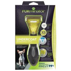 Купить Фурминатор FURminator XS для карликовых собак с короткой шерстью
