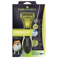 Фурминатор FURminator XS для карликовых собак с длинной шерстью