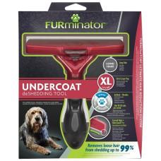 Фурминатор FURminator XL для гигантских собак с длинной шерстью