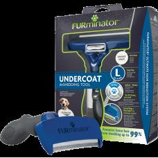 Купить Фурминатор FURminator L для крупных собак с короткой шерстью