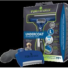 Купить Фурминатор FURminator L для крупных собак с длинной шерстью