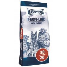 Купить Happy Dog Profi-Line High Energy сухой профессиональный корм с повышенным содержанием энергии для взрослых активных собак всех пород
