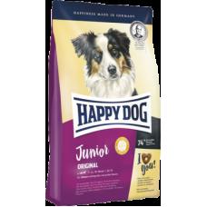 Купить Happy Dog Junior Original сухой корм для юниоров средних и крупных пород с 7 - 18 мес