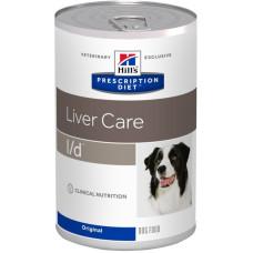 Hill's Prescription Diet l/d Canine влажная диета для собак при заболеваниях печени