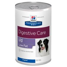 Hill's Prescription Diet i/d Canine Low Fat влажная диета с низким содержанием жира для собак при расстройствах желудочно-кишечного тракта