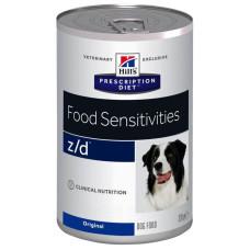 Купить Hill's Prescription Diet Canine z/d ULTRA Allergen-Free влажная диета для собак при аллергических реакциях на пищу