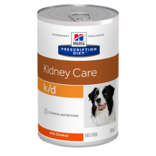 Hill's Prescription Diet k/d Canine влажная диета для собак при заболеваниях почек