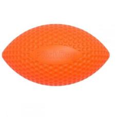 PitchDog SPORTBALL игровой мяч-регби для апортировки 9 см, оранжевый