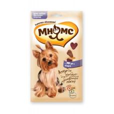 Купить Мнямс ассорти для собак мелких пород говядина, ягненок, курица 60 г