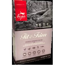 Orijen Fit & Trim Dog беззерновой корм для собак, склонных к полноте СКИДКА 6% ОТ УКАЗАННОЙ ЦЕНЫ