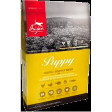 Купить Orijen Puppy беззерновой корм с цыпленком для щенков всех пород
