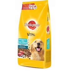 Купить Pedigree сухой корм для взрослых собак всех пород с говядиной