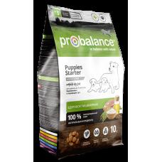 Купить Probalance Starter сухой корм для щенков с 3-х недель до 3-х месяцев и для беременных и кормящих сук