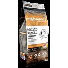 ProBalance Immuno Adult Small & Medium сухой корм для взрослых собак мелких и средних пород
