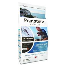 Pronature Holistic Grain Free Mediterranea Large «Средиземноморское Меню» беззерновой корм для собак крупных пород