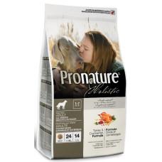 Pronature Holistic Adult Dog Turkey&Cranberries Formula сухой корм для собак всех пород (с индейкой и клюквой)