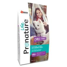 Pronature Life Chill сухой корм для собак всех пород и возрастов с мясом индейки
