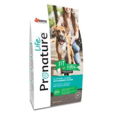 Pronature Life Fit полноценный сухой корм с мясом курицы для собак и щенков всех пород и возрастов