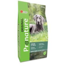 Купить Pronature Original NEW Senior сухой корм с курицей и овсом для пожилых собак всех пород