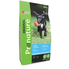 Pronature Original NEW Puppy сухой корм с курицей и овсом для щенков всех пород до 12 месяцев