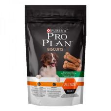 Pro Plan Biscuits Lamb & Rice бисквиты (печенье) с ягненком и рисом для взрослых собак
