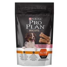 Pro Plan Biscuits Salmon & Rice печенье с лососем и рисом для взрослых собак