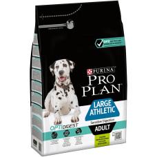 Купить Pro Plan Adult Large Athletic Sensitive Digestion с ягненком и рисом для собак крупных пород атлетического телосложения с чувствительным пищеварением
