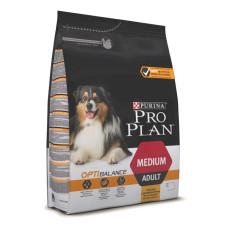 Pro Plan Medium Adult с курицей для взрослых собак средних пород