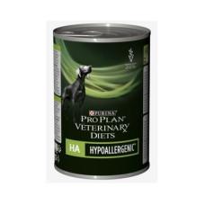 Ветеринарная диета Pro Plan HA Hypoallergenic консервы для собак при аллергических реакциях 400г