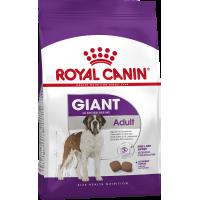 Royal Canin Giant Adult корм для взрослых собак очень крупных пород старше 18/24 месяцев (вес взрослой собаки более 45 кг)