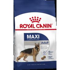 Купить Royal Canin Maxi Adult корм для собак крупных пород (вес собаки от 26 до 44 кг) от 15 месяцев до 5 лет